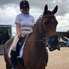 Emma Stevens Grade II Para Dressage Rider